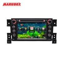 MARUBOX New System Double Din Android 7 1 2 For Suzuki Grand Vitara Car Multimedia Player