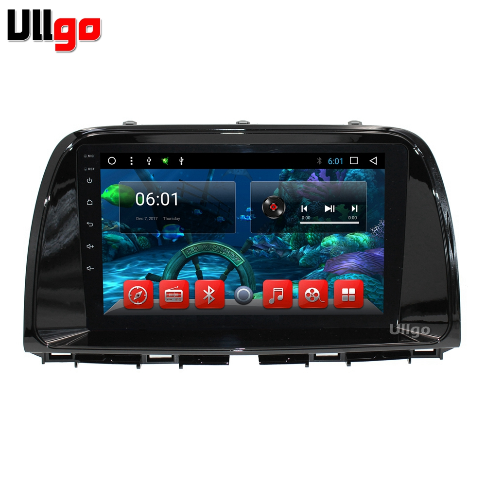 9 inch Octa Core 1024x600 Android 8.1 Car DVD GPS for Mazda CX-5 2013 2014 Autoradio GPS with BT Radio RDS Wifi Mirror-Link9 inch Octa Core 1024x600 Android 8.1 Car DVD GPS for Mazda CX-5 2013 2014 Autoradio GPS with BT Radio RDS Wifi Mirror-Link