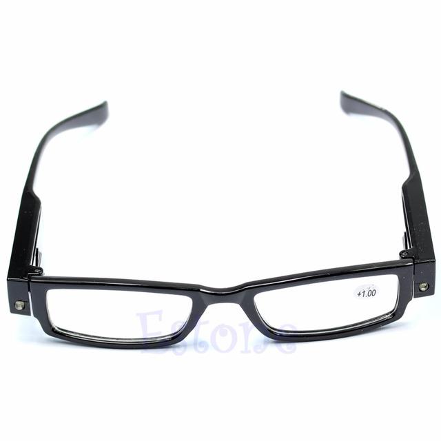 Multi Strength Magnifier Light Reading Glasses