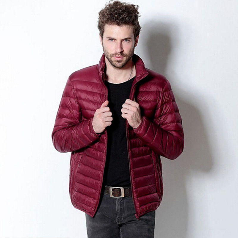 Slim Down Jacket Men - JacketIn