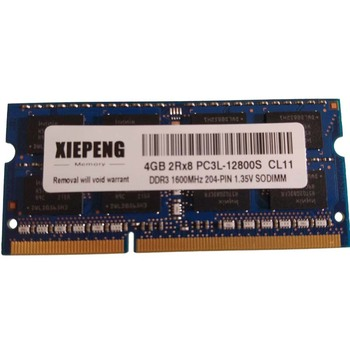 4GB 2Rx8 PC3L-12800S RAM for DELL Latitude 5404 3150 3160 3330 3340 3350 3450 3460 3470 Laptop 8GB DDR3L 1600MHz Notebook Memory 1