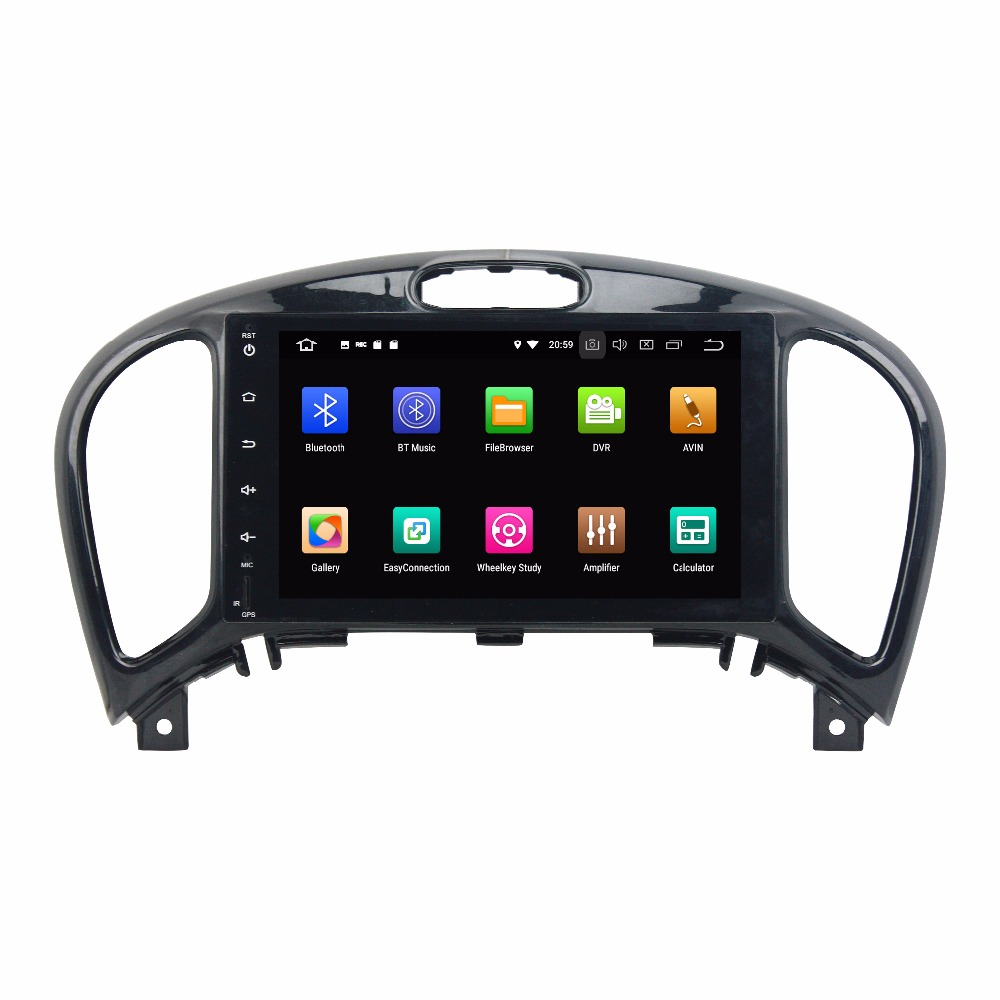 KLYDE 8 Core 8 2 Din Android 8.0 Car Multimedia Player For Nissan JUKE 2004-2016 Car Audio Stereo Radio Car DVD Player