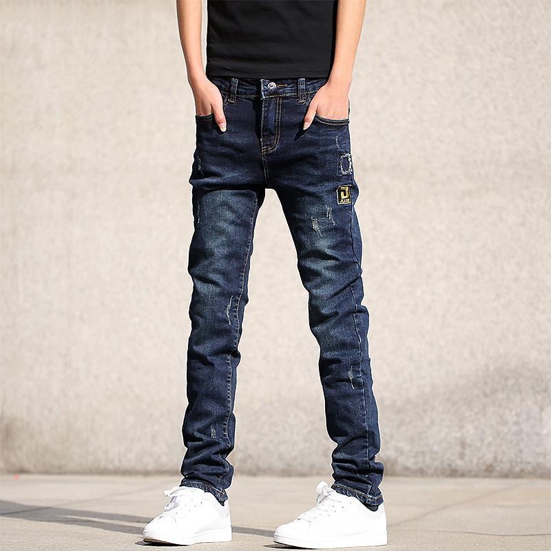 купить 2016 spring ripped jeans mens famous brand ripped jeans for men biker jeans designer sjeans for man MB16096 недорого