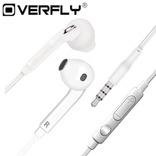 Sports Headphone 3 5mm Headset Earphones with HD Mic Earphone Earbuds for Samsung Galaxy S6 Note7