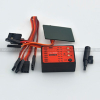 TGZ380 3 Axis Gyro Flybarless System For Trex 450 600 RC Helicopter