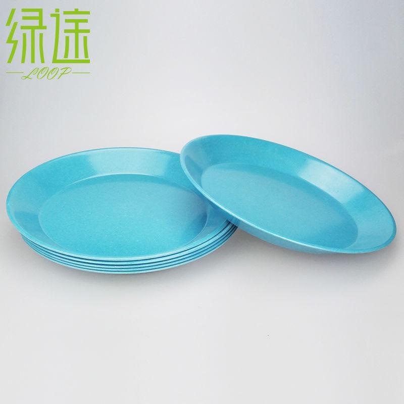 Christmas Dinnerware Dinner Plates Food Serving Tray