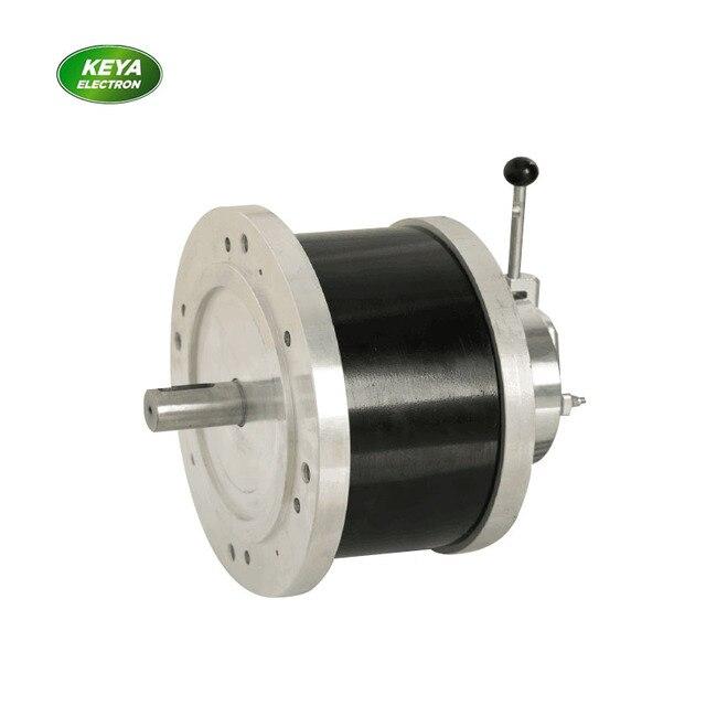 bldc motor with encoder feedback