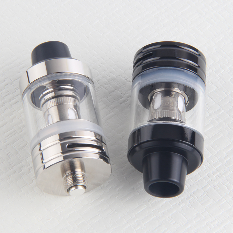 Subohm Tank 0.5ohm Coils Heads TVR RDA Clearomizer For 510 Electronic Cigarette Mech Mod Vaporizer Atomizer