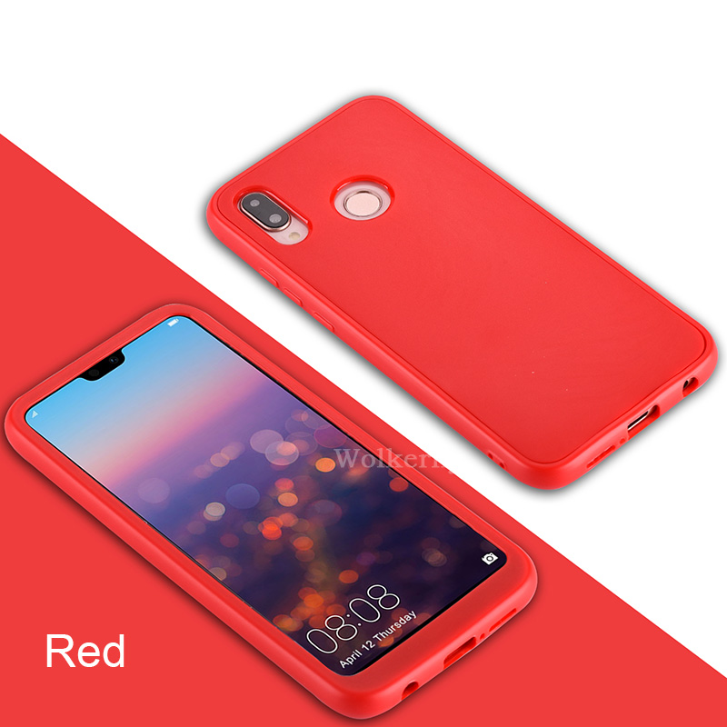360 Full Cover Phone Case For Huawei Honor 10 9 Lite Y9 Y5 Y6 7X 7C 7A Pro For Huawei P20 Pro P10 P8 P9 Lite Cases