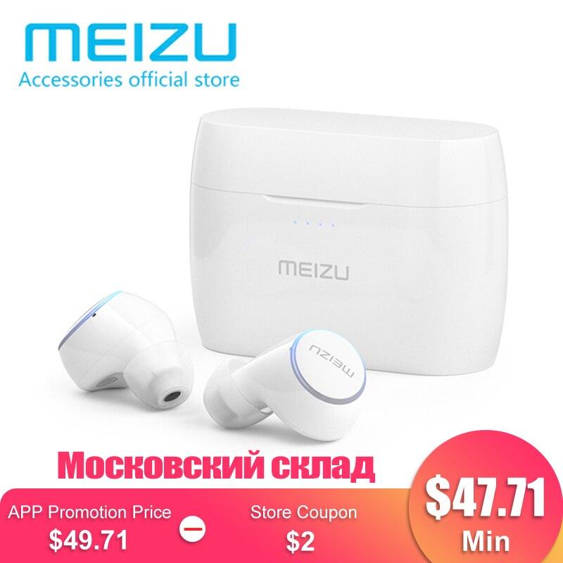 Meizu POP POP 2 POP2 TW50 TW50S double écouteurs sans fil Bluetooth écouteurs sport dans l'oreille écouteurs étanche sans fil charge