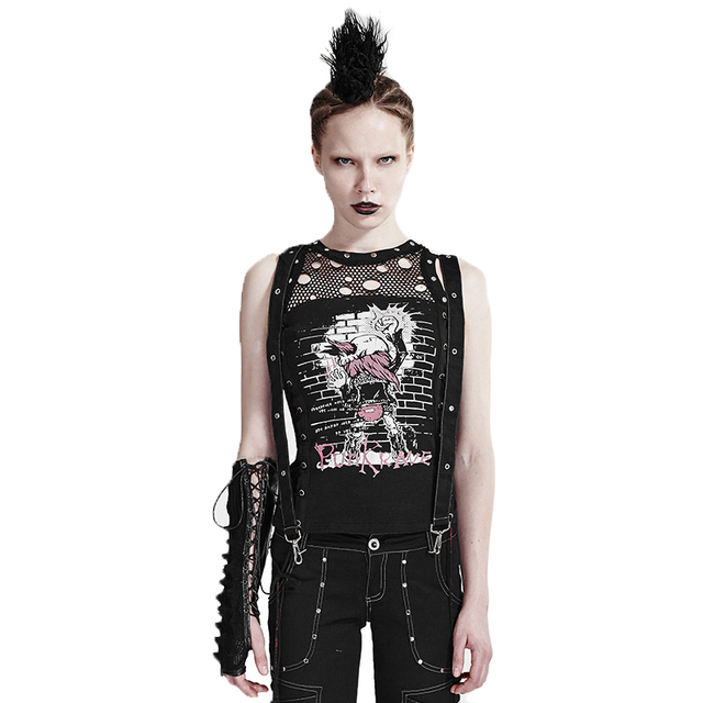 Rock clothing for women