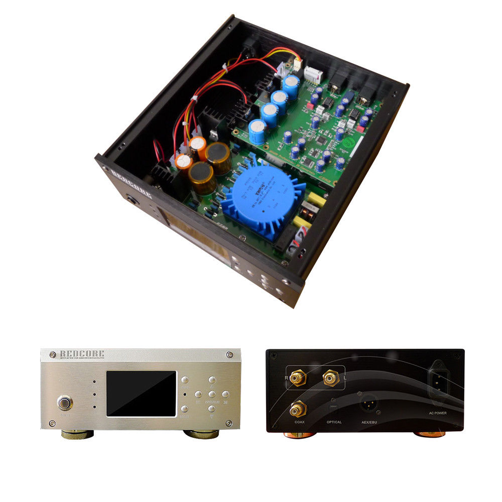 2018 New HiFi High Definition AK4497 FPGA Lossless Digital Music Player DSD 32bit/192K DAC Desktop Mini Amplifier aune s18 32bit dsd asynchronous cpld dual clock hifi music player dual clock digital turntable