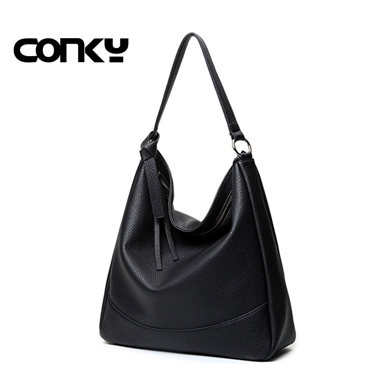 Leather Handbags Black Best