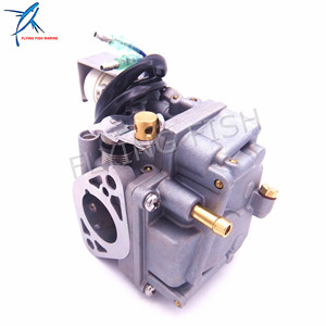 Image 2 - Outboard Engine Carburetor Assy 6AH 14301 00 6AH 14301 01 for Yamaha 4 stroke F20 Boat Motor Free Shipping