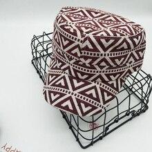 Женская кепка с плоским верхом в стиле милитари, модная кепка с принтом, винтажная Кепка для девушек, женщин, пеших прогулок, солнцезащитная Кепка s