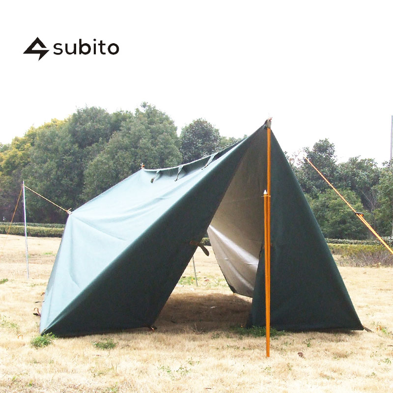 SUBITO 3.2M*3M Outdoor Multi Function Tarp Wear-Resisting Oxford C&ing Sun Shelter Outdoor Survival Tent Tarp Ground Fabric  sc 1 st  AliExpress.com & Online Get Cheap Tents Tarps -Aliexpress.com | Alibaba Group