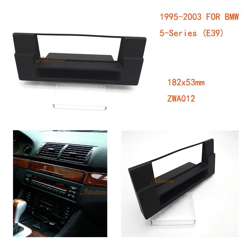 BMW X5 E53 /& 5 Series E39 Fascia Panel Plate Trim Surround Adapter