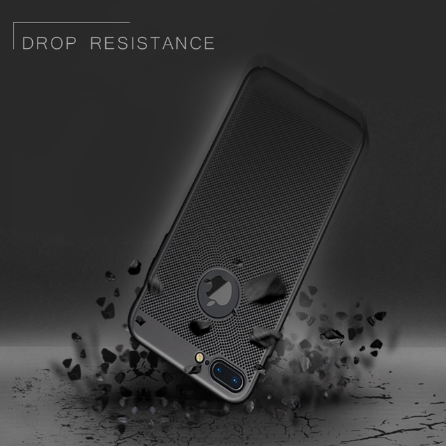 Heat Dissipation iPhone Case For iPhone X XS MAX XR 8 Plus  3