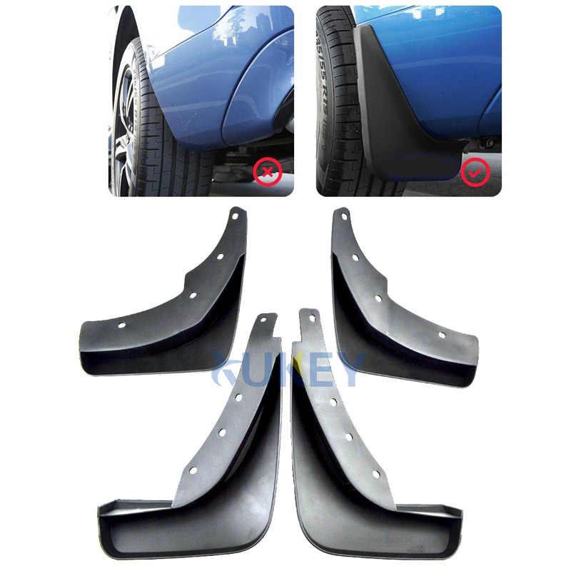 OE Styled Set Moldado Carro Mudflaps Mud Flaps Para 2017-2019 Volvo 2018 XC60 Respingo Guardas Mud Flap Mudguards estilo do carro