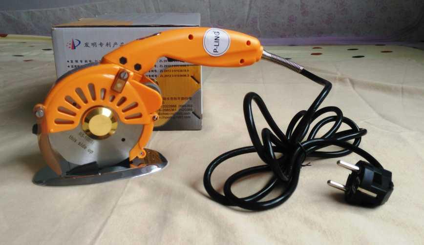 Industrial Electric Scissors, Direct Drive Servo Cloth Fabric Cutting Machine, Electric Cutter Tools
