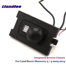 Liandlee For Land Rover Discovery 3 / 4 2005-2014 Car Rear View Backup Parking Camera Rearview Reverse SONY CCD HD