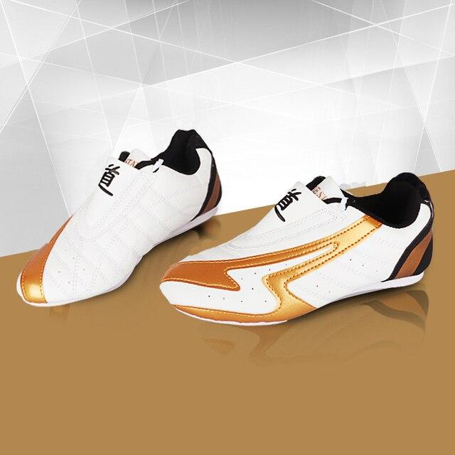 online store 7735e cf794 PineTree chaussures De Taekwondo kung fu karaté lutte chaussures adultes  chaussures de sport hommes femmes d