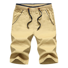 2017 New Fashion Men Cool Casual Shorts Man Beach Vacation Knickers Plus Size Summer Homme Short Trousers Cotton Panties YN10127
