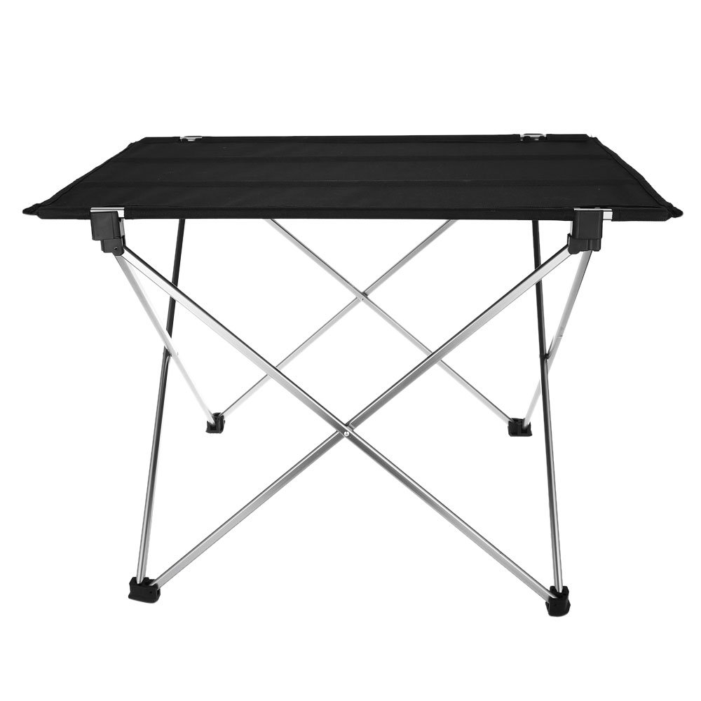 Table Aluminium Pliante 19 09 35 De Réduction En Plein Air Table Pliante Camping En Alliage D Aluminium Table De Pique Nique Étanche Ultra Léger Durable Bureau Pliant