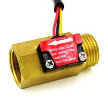 Flow-Sensor Isentrol YF-B2 Turbine Hall-Effect Threaded-End Quick-Connection Error BSP