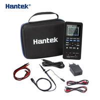 Hantek 2D72 цифровой осциллограф 250MSa/S генератор сигналов мультиметр USB Портативный 2 канала 40 МГц 70 МГц Многофункциональный