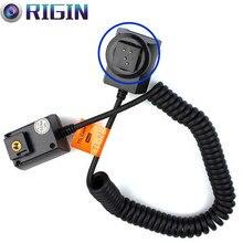 Godox 3 м от Камеры Вспышка Speedlite ttl кабель колодка шнур синхронизации для Nikon DSLR камера s