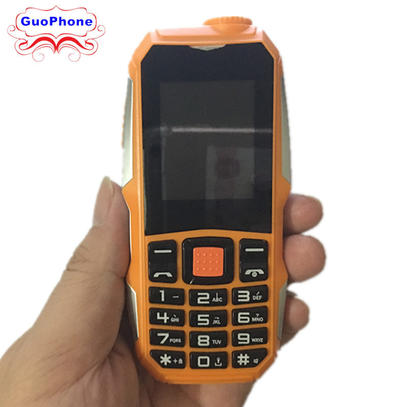 New Old Man Low Price Mobile With Camera MP3 FM Radio Shockproof Dustproof Rugged Sports Cheap Phone S8