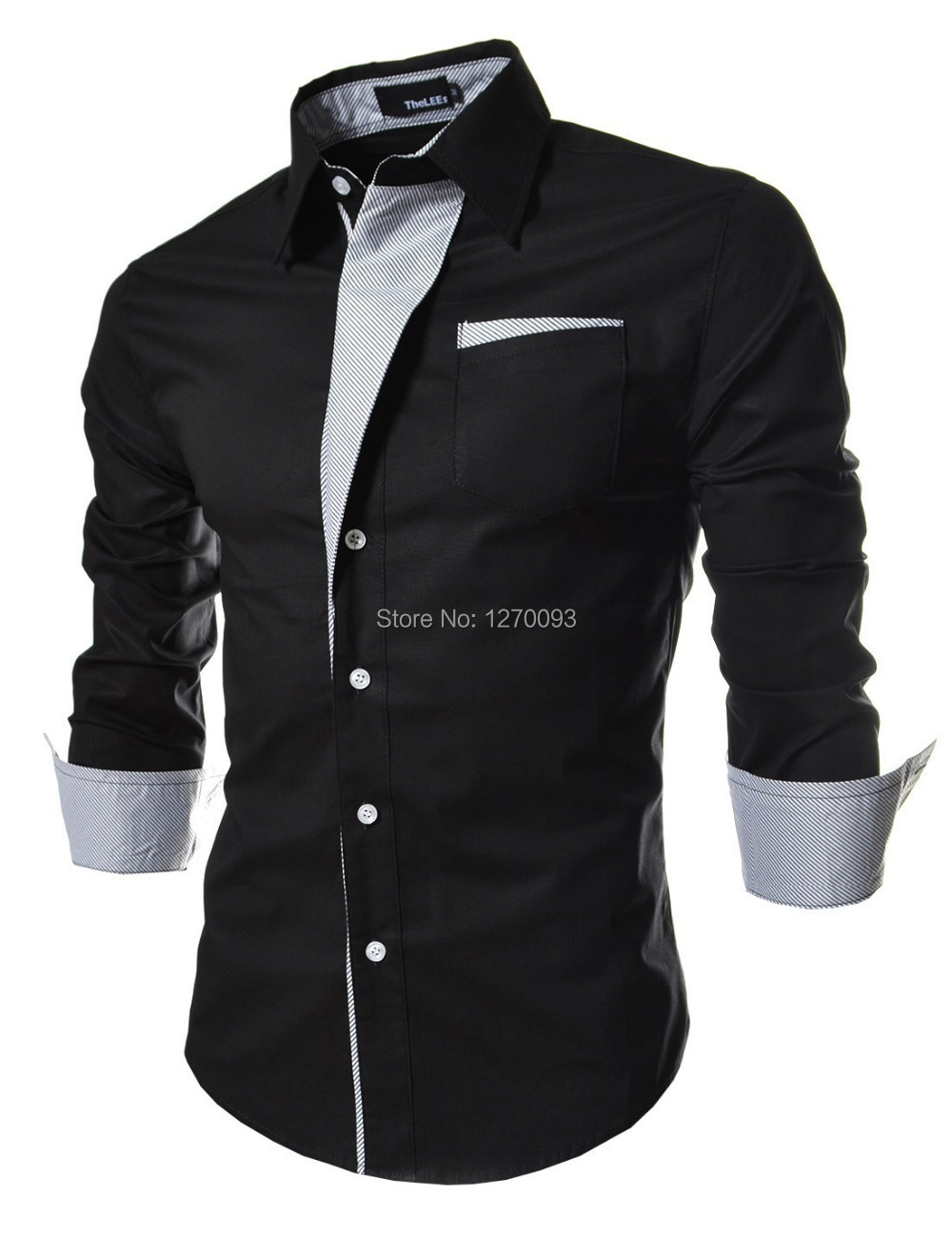 Shirt design for man 2016 - Aliexpress Com Buy 2016 New Fashion Men Shirt Long Sleeve High Quality Slim Fit Design Shirt Men Solid Color Formal Casual Shirts Camisa Masculina From