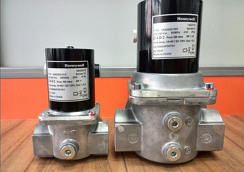 <font><b>Honeywell</b></font> Solenoid <font><b>gas</b></font> Valves VE4040A1243/ VE4040A1003 For burner New & Original
