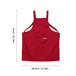 Image 2 - Professional Stylist Apron Waterproof Hairdressing Coloring Shampoo Haircuts Cloth Wrap Hair Salon Tool