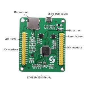 Image 2 - وحدة لوحة تطوير ميكروبيثون STM32 STM32F405RGT6 STM32F405, USB IO Core