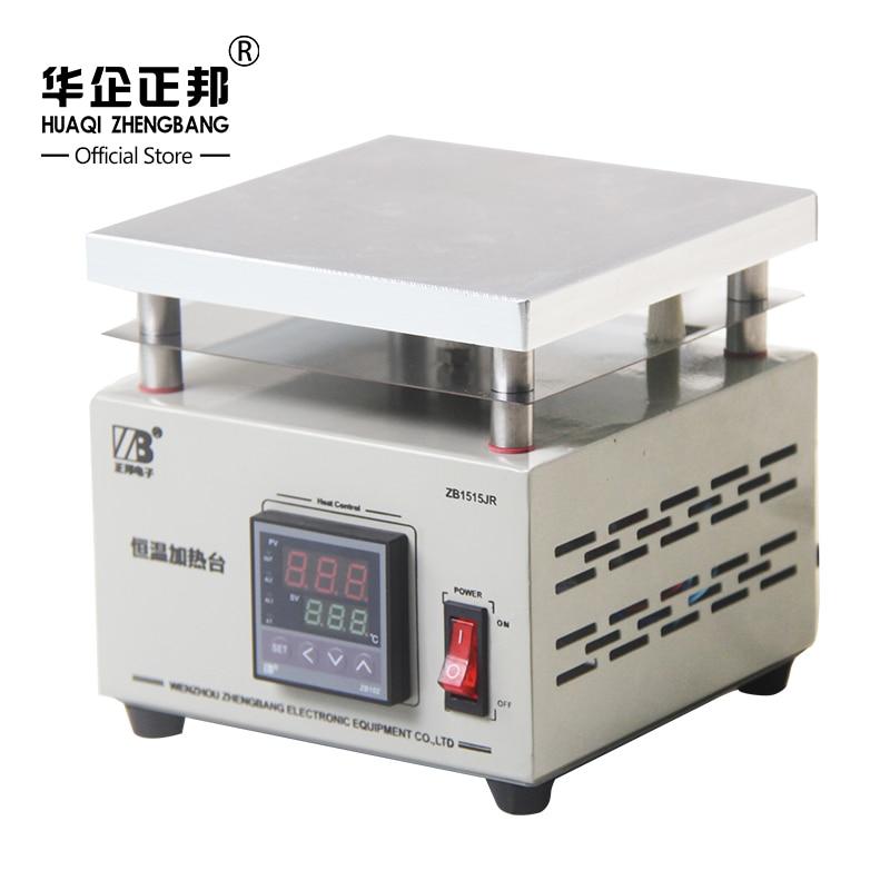 Multifunction Digital Display Thermostat Platform Heating Plate Preheat Station /Infrared Heating Plate