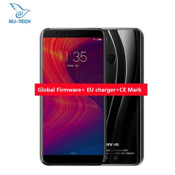 Global version Lenovo k5 play 3G 32G L38021 5.7 inch 1440*720 MSM8937 octa core ZUI 3.7 OS FDD Band 20 support Mobile phone Lenovo Phones
