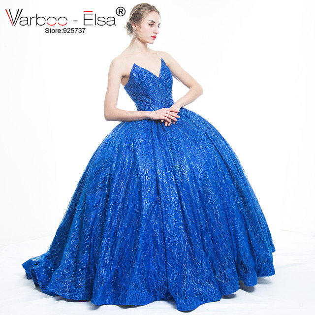 Blue Evening Dresses