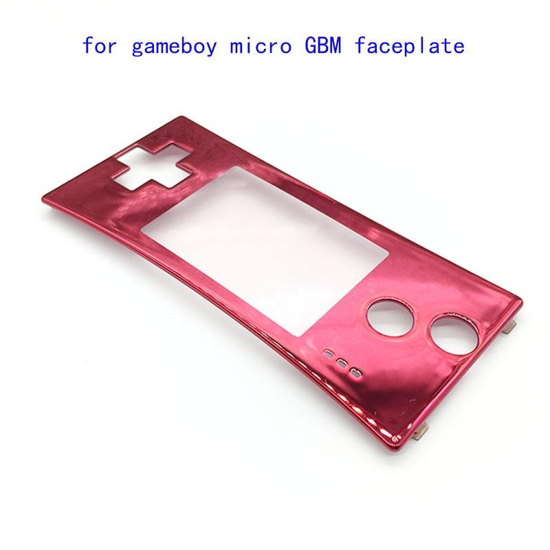 Chrome Faceplate Cover Replacement GBM үшін Nintendo Game Boy - Ойындар мен керек-жарақтар - фото 5