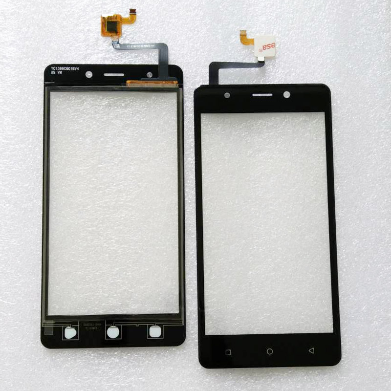 phone touch panel For Blackview A8 touch screen digitizer sensor touchscreen Parts Free 3m Tape