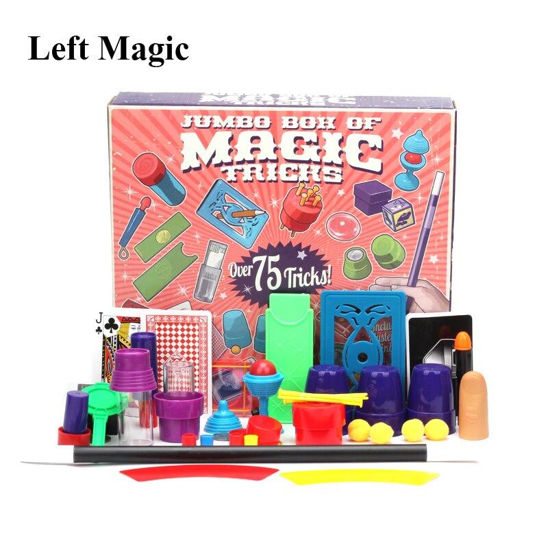 Chidlren Magic Tricks Toys Hanky Pankys Junior Set Simple Props For Beginner Children With DVD Teaching Kit