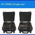 DJI Dajiang OSMO переносной чехол для хранения чемоданов  защитная коробка  специально для OSMO  водонепроницаемый чехол с поролоновой подкладкой дл...