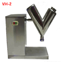 1PC VH Type High Efficient Mixer Machine Stainless Steel Mini Mixer Material Mix Machine Powder Mix