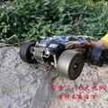 Súper profesional juguetes de control remoto de coches eléctricos de rc 4wd alta velocidad no utilice gasolina coche de control remoto fuera de la carretera racing