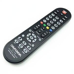 Image 2 - RM 436E 4 in1 inteligente controle remoto universal multifunções controlador para tv aux hom dvd sat função de aprendizagem