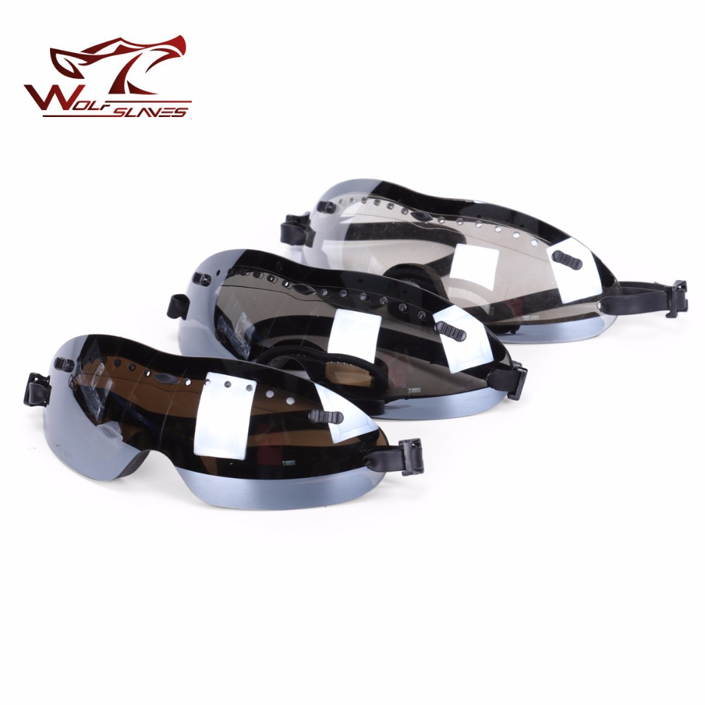 Emerson Tactical Boogie Regulator Sunglass Army Military Equipment Paintball Hunting Helmet Safety Goggle Outdoor Hiking Eyewear