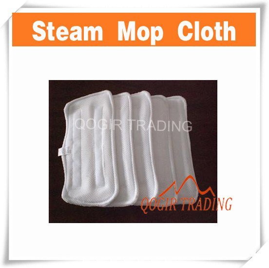 2PCS x Microfiber Pad Cloth For H2O Shark Steam Mop Cleaner Washable Replacement D8203