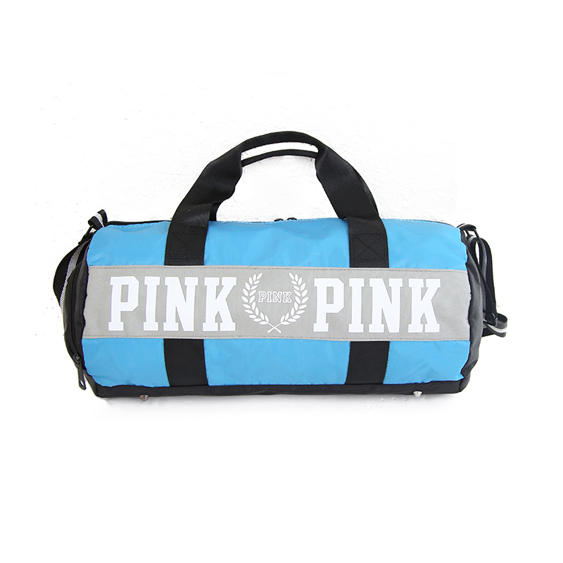 SAFEBET Travel-Bags Shoulder Large-Capacity Striped'waterproof Fashion Women Love Rose