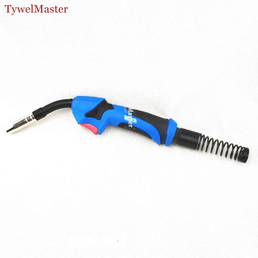 15AK Torch Body 180A MIG MAG Torch European Style Welding Gun Professional MB 15AK Welding Torch Head